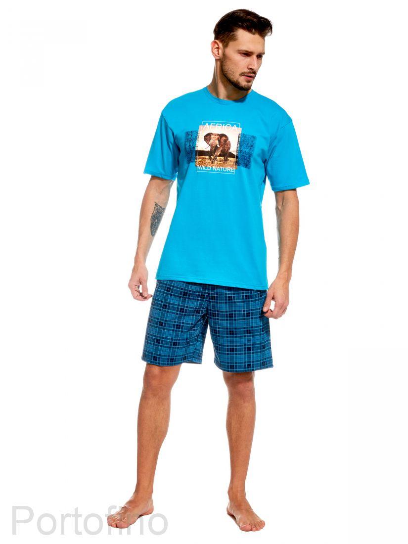 326-52 Мужская пижама Cornette