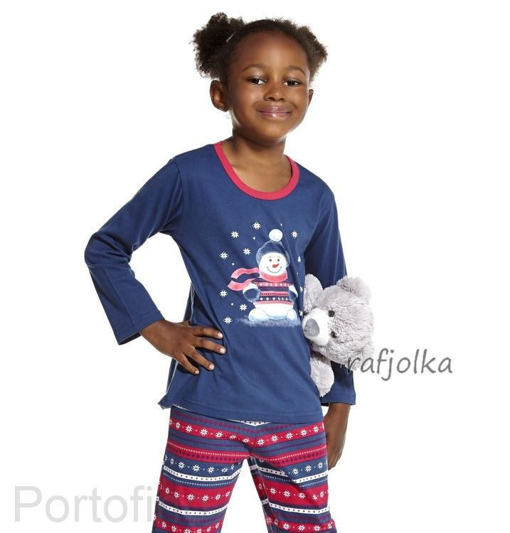811-35 Детская пижама Cornette