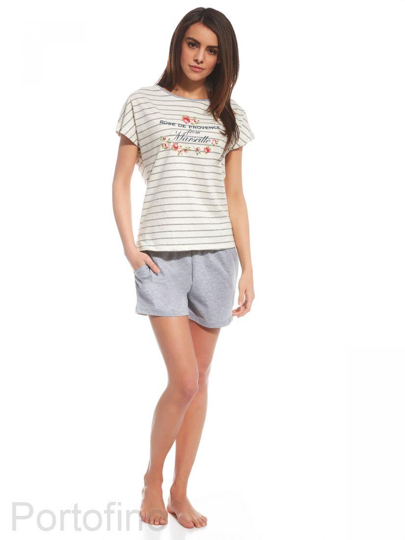 053-100 Пижама женская Cornette