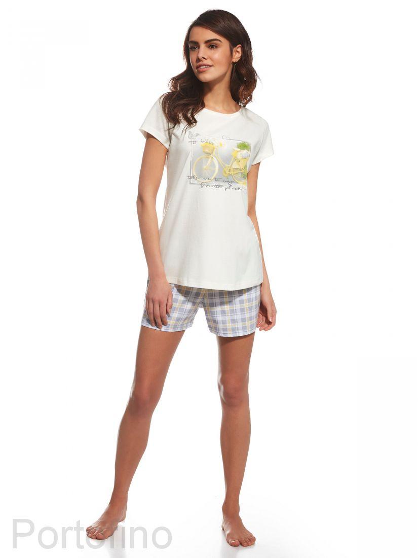 628-103 Пижама женская Cornette