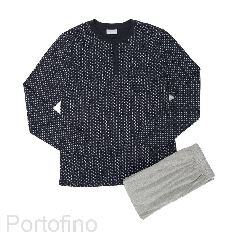PJ003 пижама мужская Gentlemen