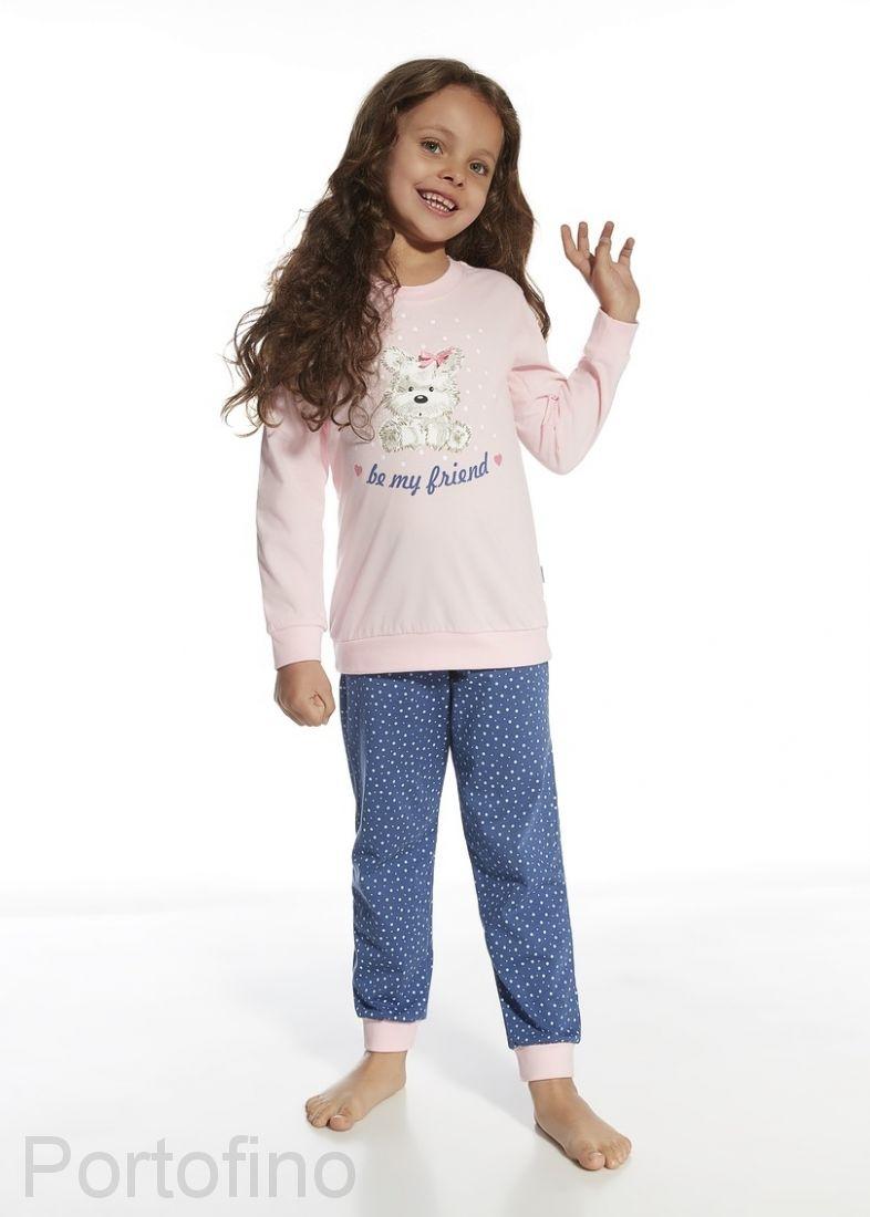 594-62 Детская пижама Cornette