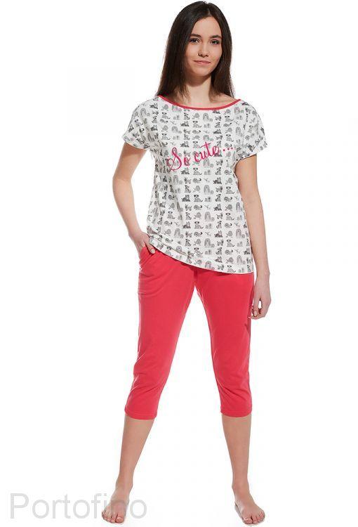 293-24 Пижама женская Cornette